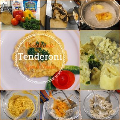 When you think of mashed something...you think potatoes right? Here's a recipe that will dispel any belief that the best mash is made from taters. Delicious does not mean difficult.  For more check it here: www.facebook.com/tenderonislu  OR Watch here:  http://vimeo.com/90664510