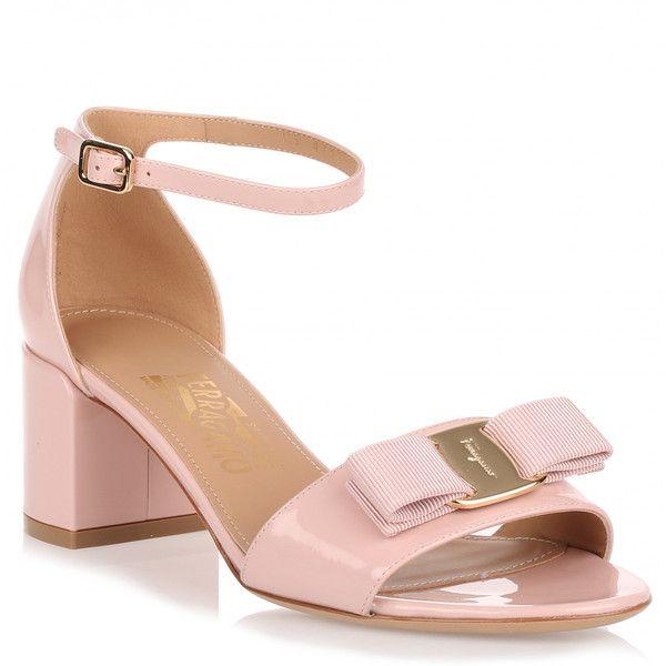 Pink sandals, Light pink shoes