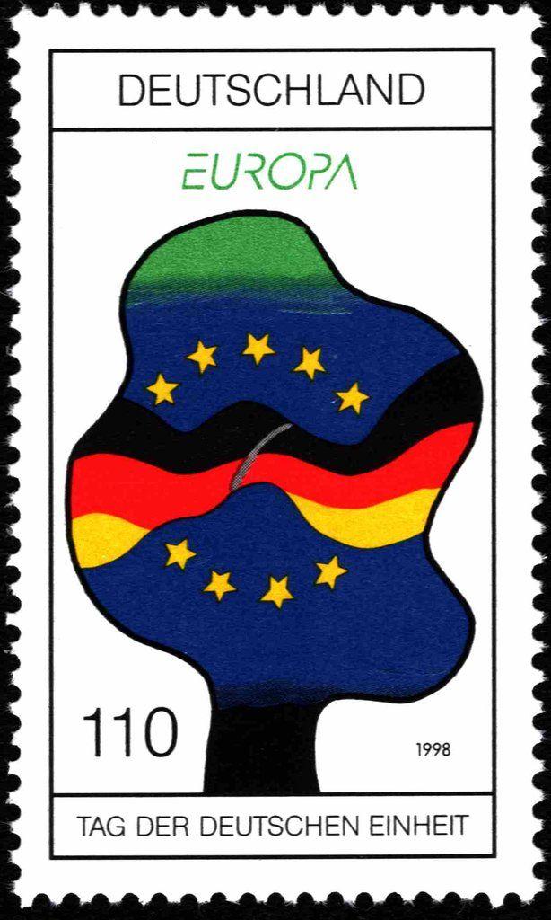 Deutschland 1998 Tag der Deutschen Einheit (Nationale