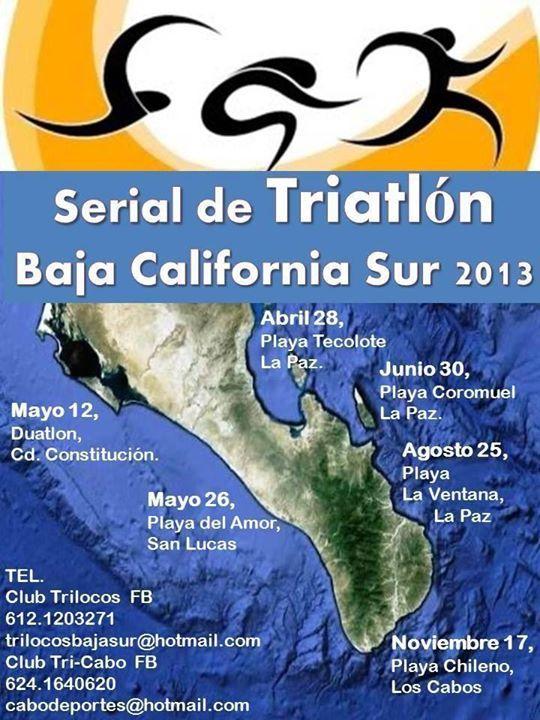 Este domingo 30 : Serial de Triatlon !  Baja Callifornia Sur    http://www.facebook.com/photo.php?fbid=531943210189257=a.306728969377350.81933.258866570830257=1