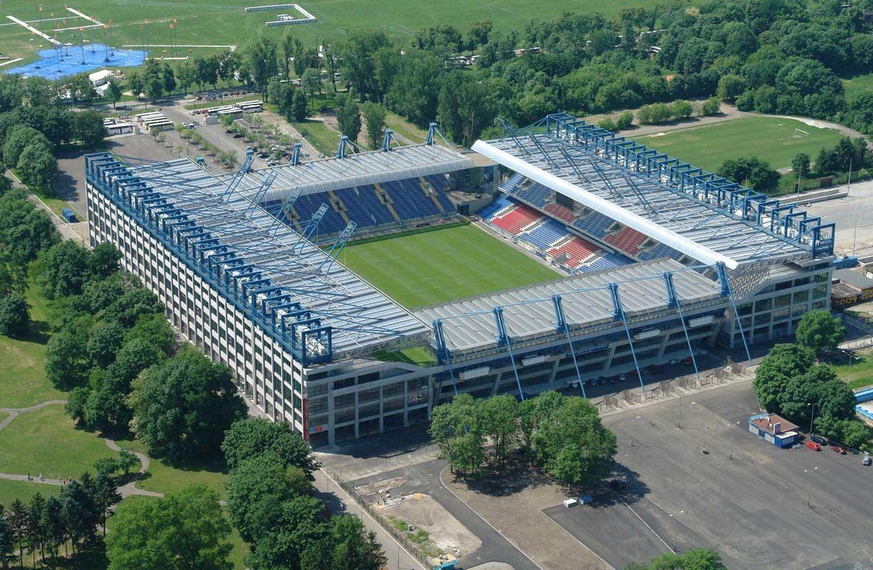 Wisla Krakow: Stadion Miejski Krakow - Wisla Krakow