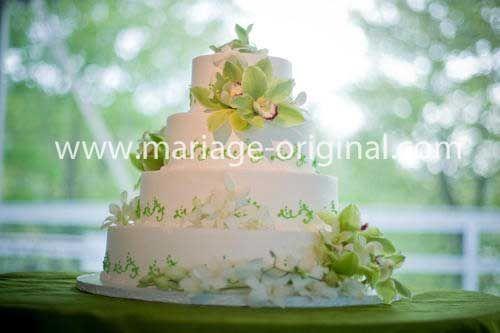 épinglé Par Elodie Sur Mariage Mariage Vert Décoration