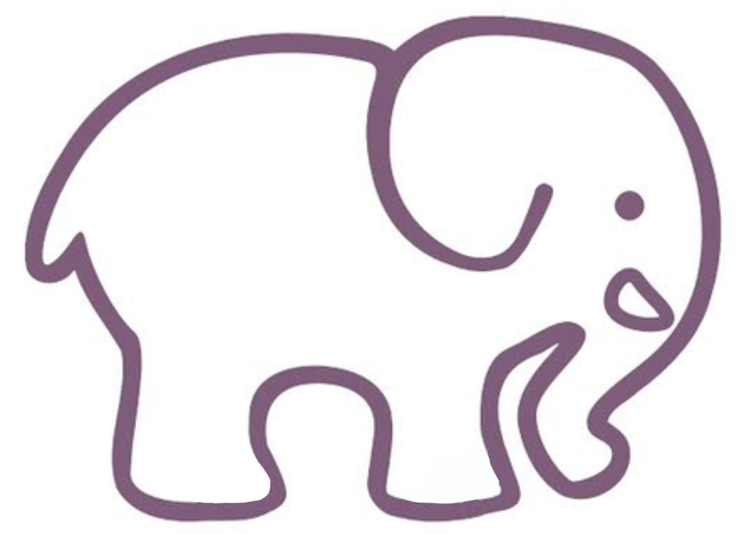 Ivory Ella Elephant