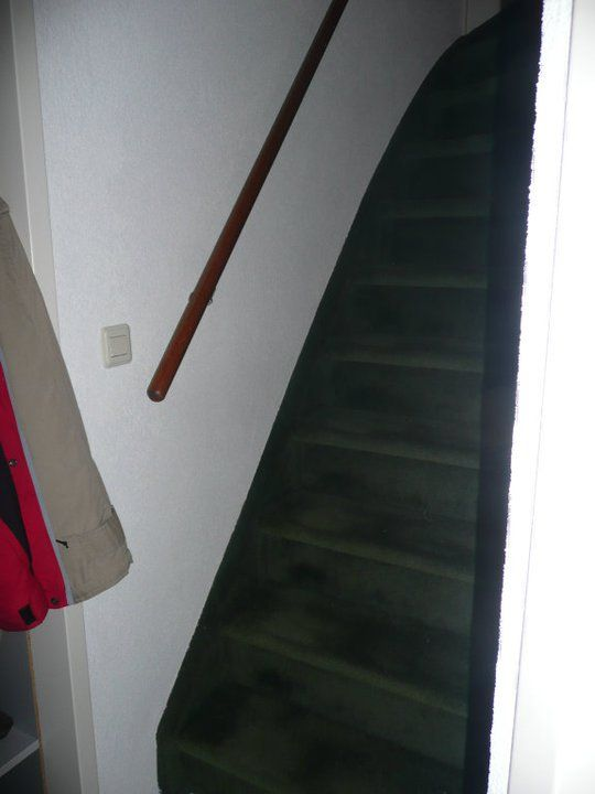 Super Steep Dutch Stairs At My In Laws House Or As My