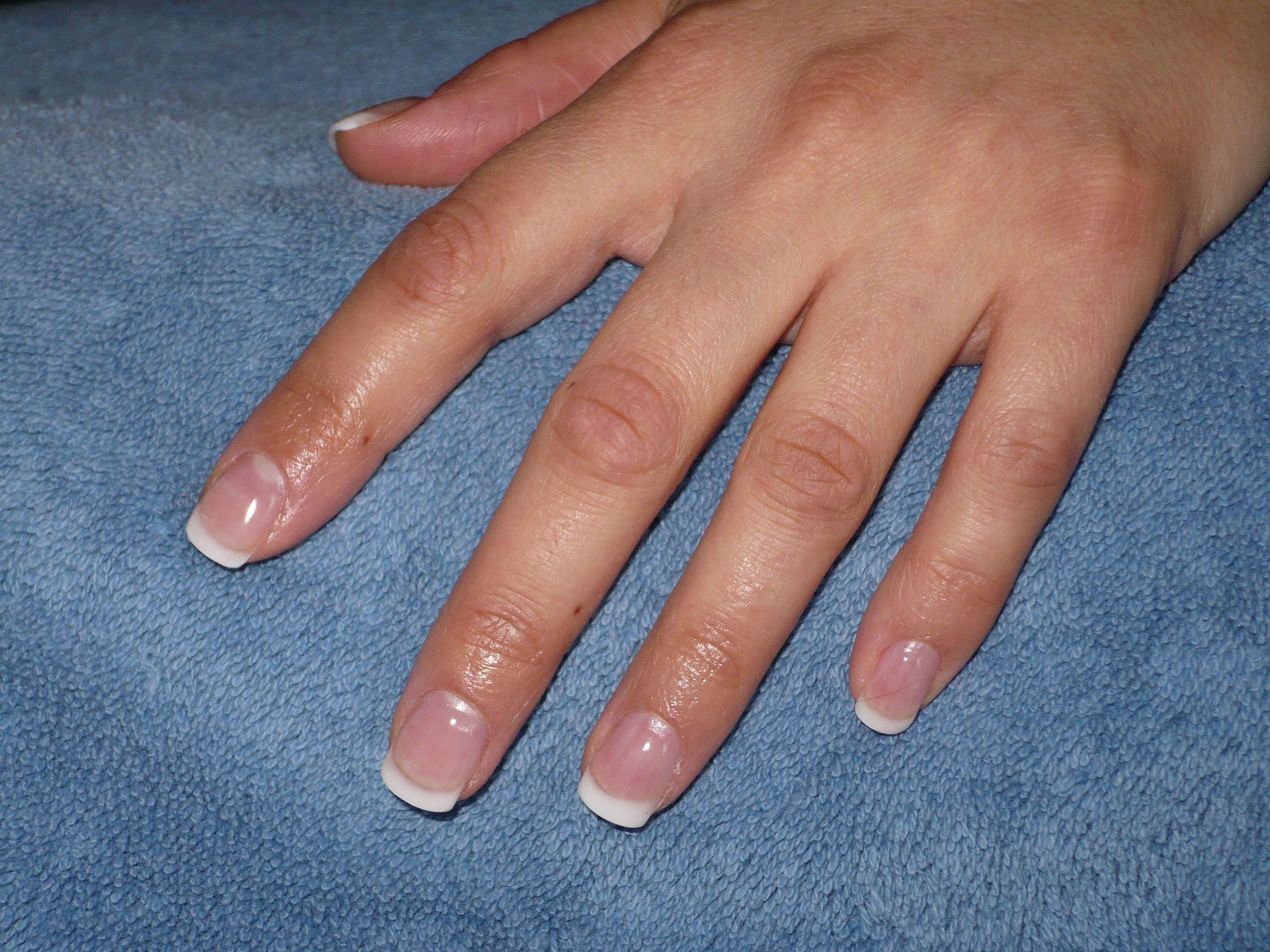 First Sport Length Fashion Nails Natural Nail Care Hair Skin Nails