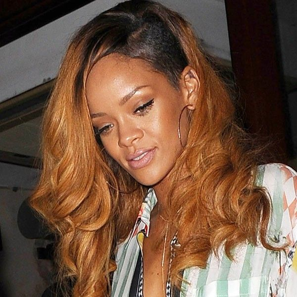 rihanna hair color google search hairspiration
