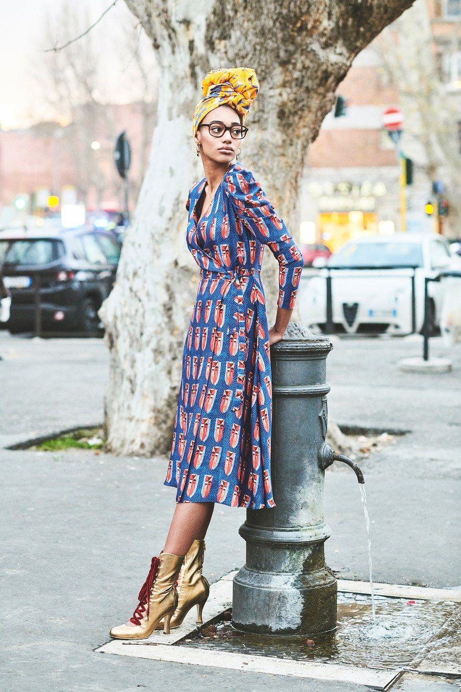 Photo of Stella Jean Pre-Fall 2020 Fashion Show