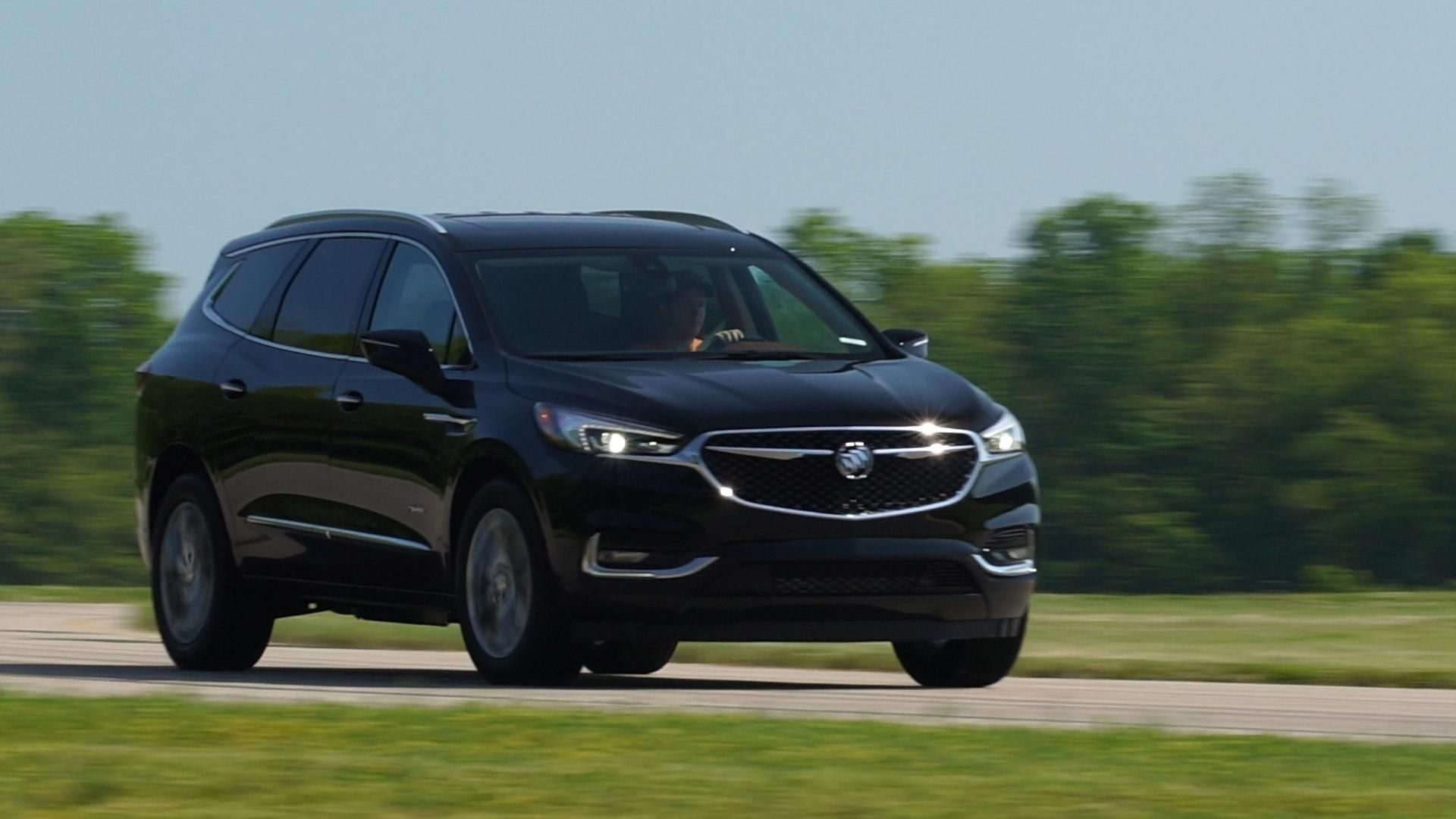 2018 buick enclave review room for improvement  buick