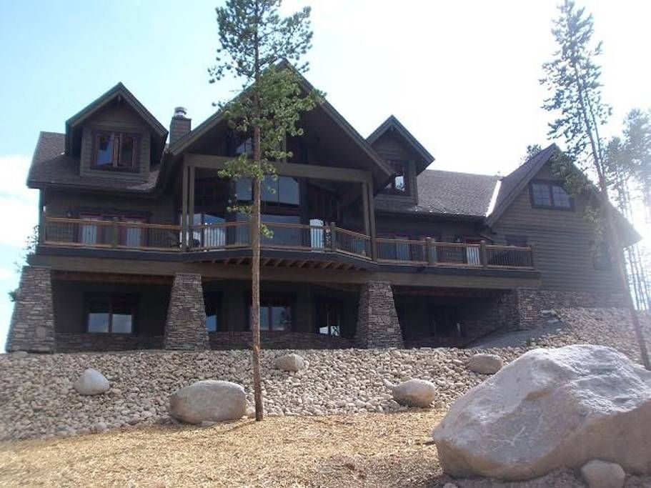 Entire homeapt in grand lake us 5 star executive home