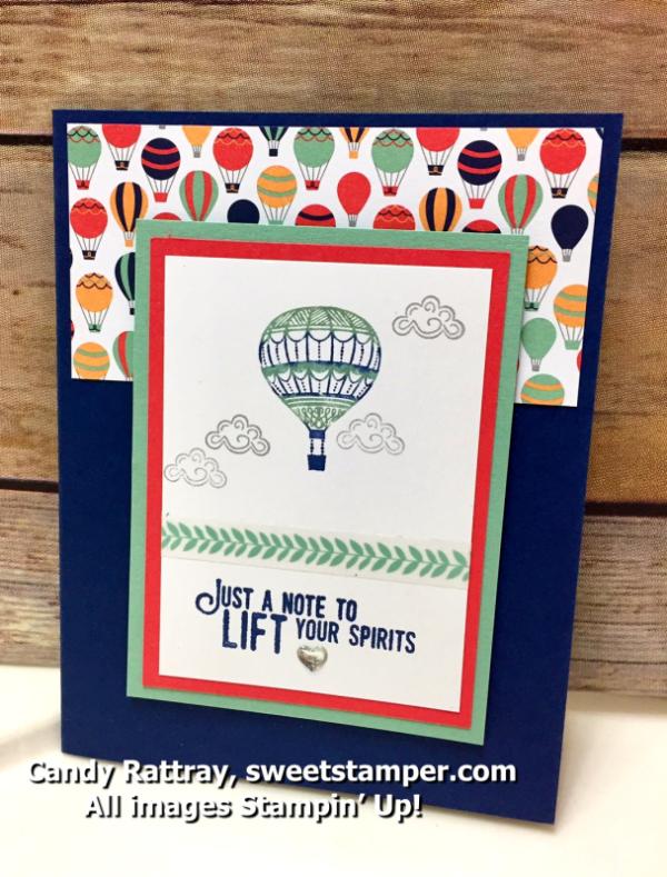 Lift Me Up, Occasions Catalog sneak peek!