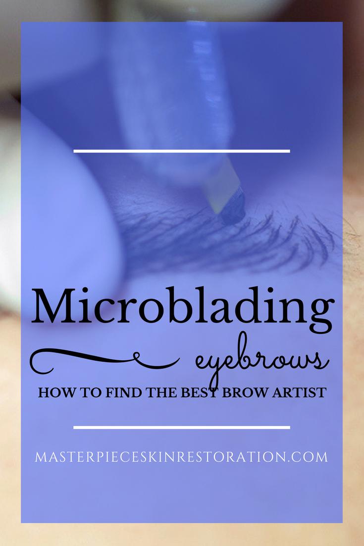 Microblading Eyebrows Microblading eyebrows, How to make