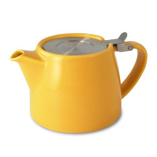 Stump Teapot Forlifedesign Theepot Keramische Theepotten