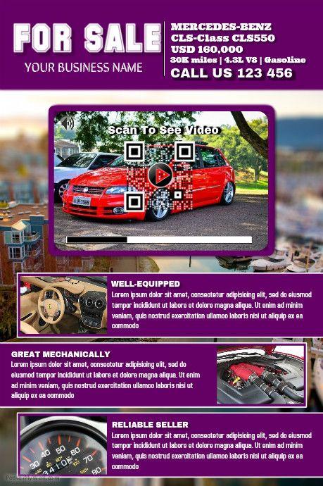 car sale flyer - Jolivibramusic - car sale flyer