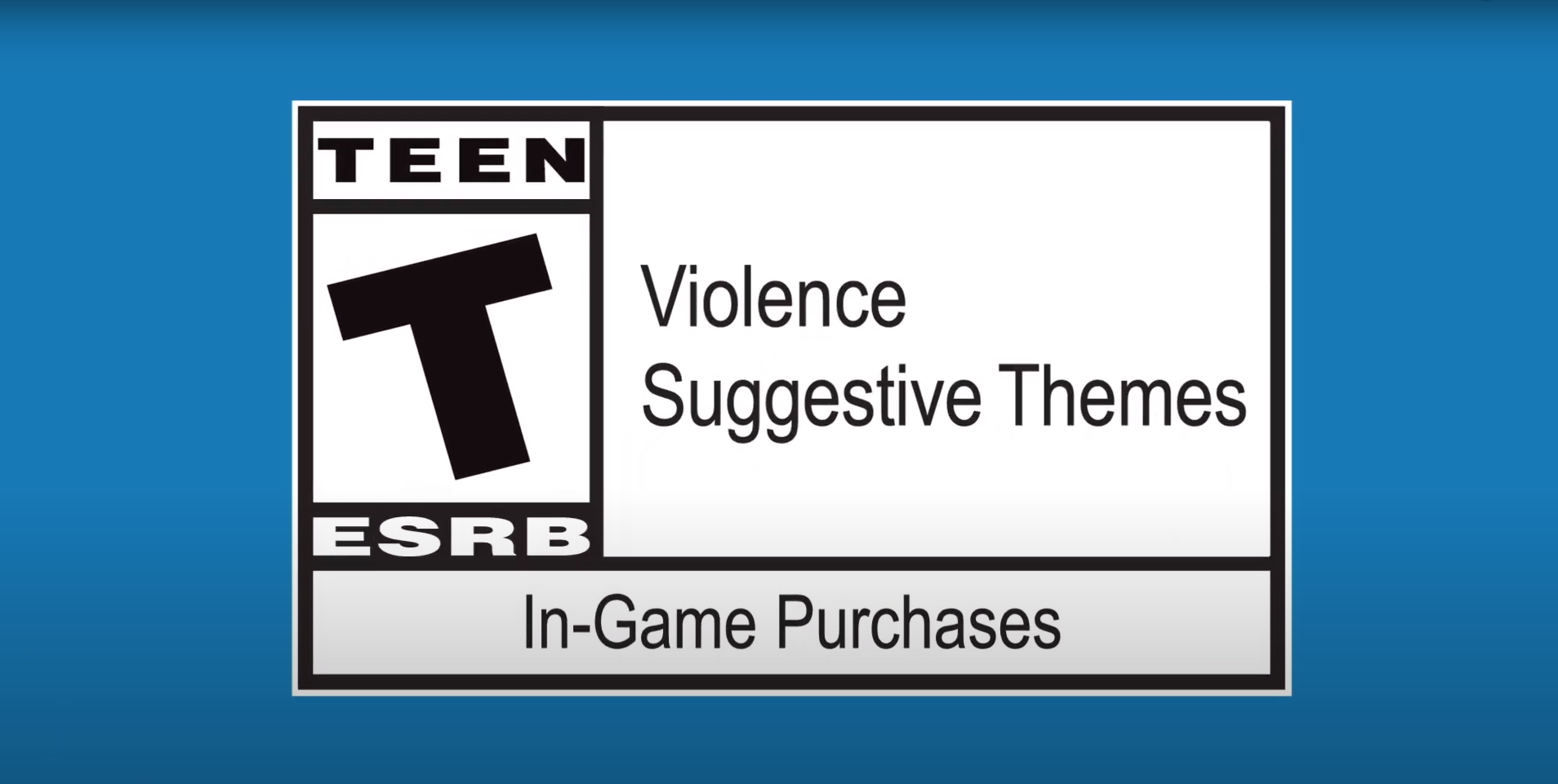 The Esrb Announces New Rating Label For Games That Include Loot Boxes And Microtransactions Esrb Microtransactions Twitter Ha Labels Loot In Game Currency