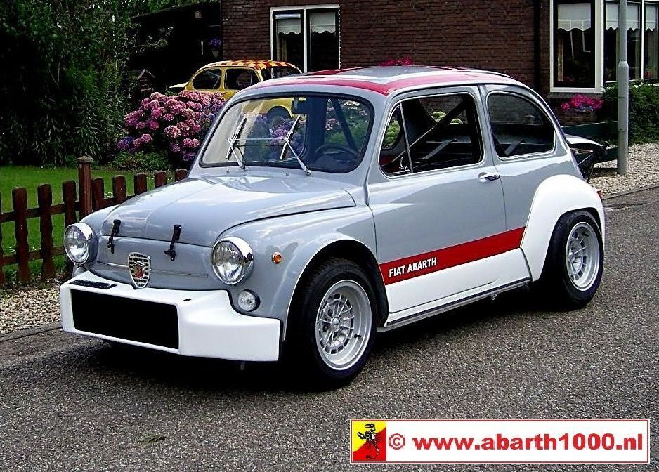 Abarth 1000 tcr restauratie | 850, 1000 and other FIAT's | Pinterest