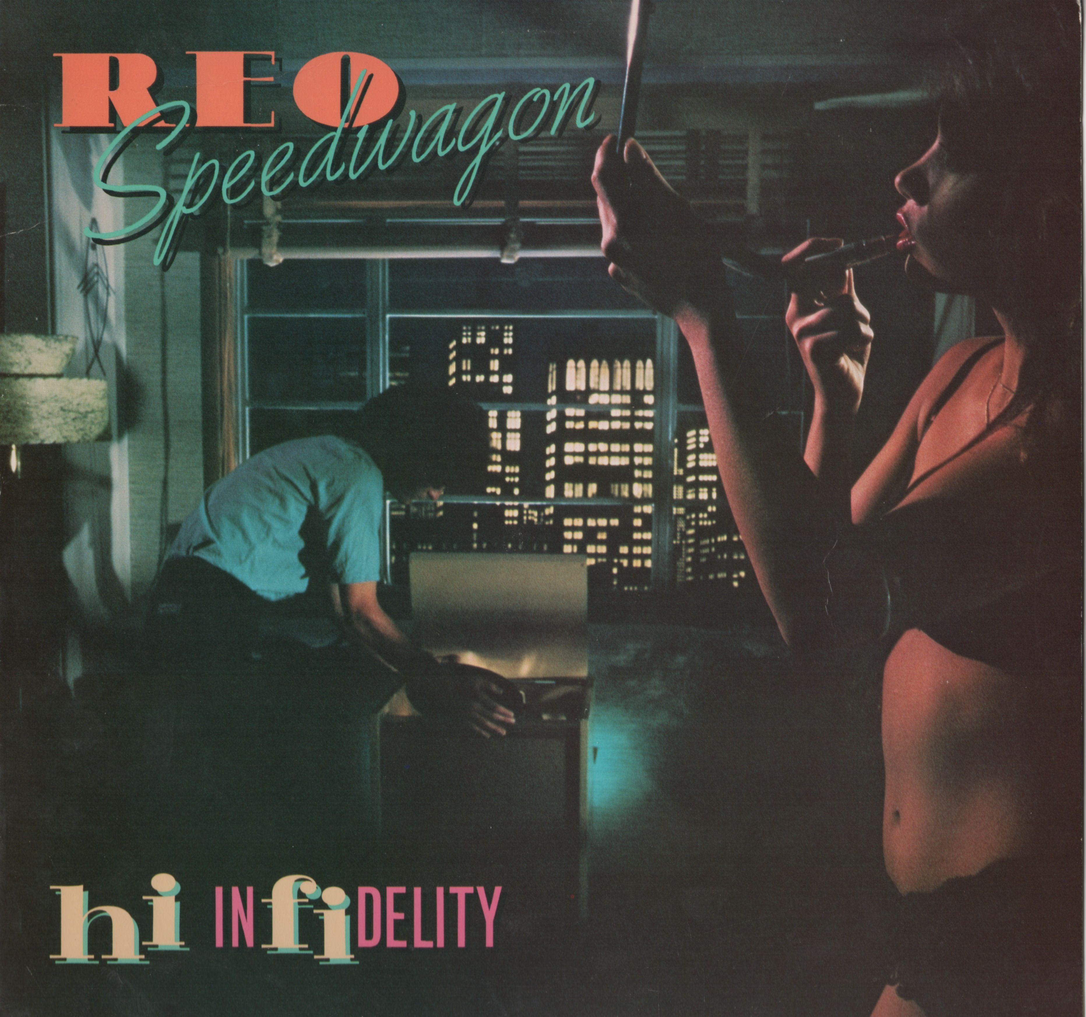 Reo Speedwagon , 1980