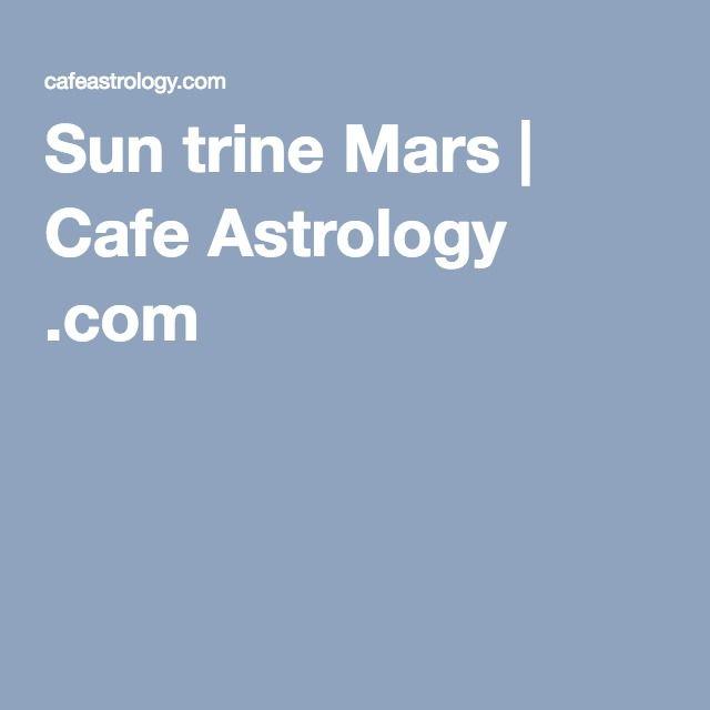 Cafe Astrology .com