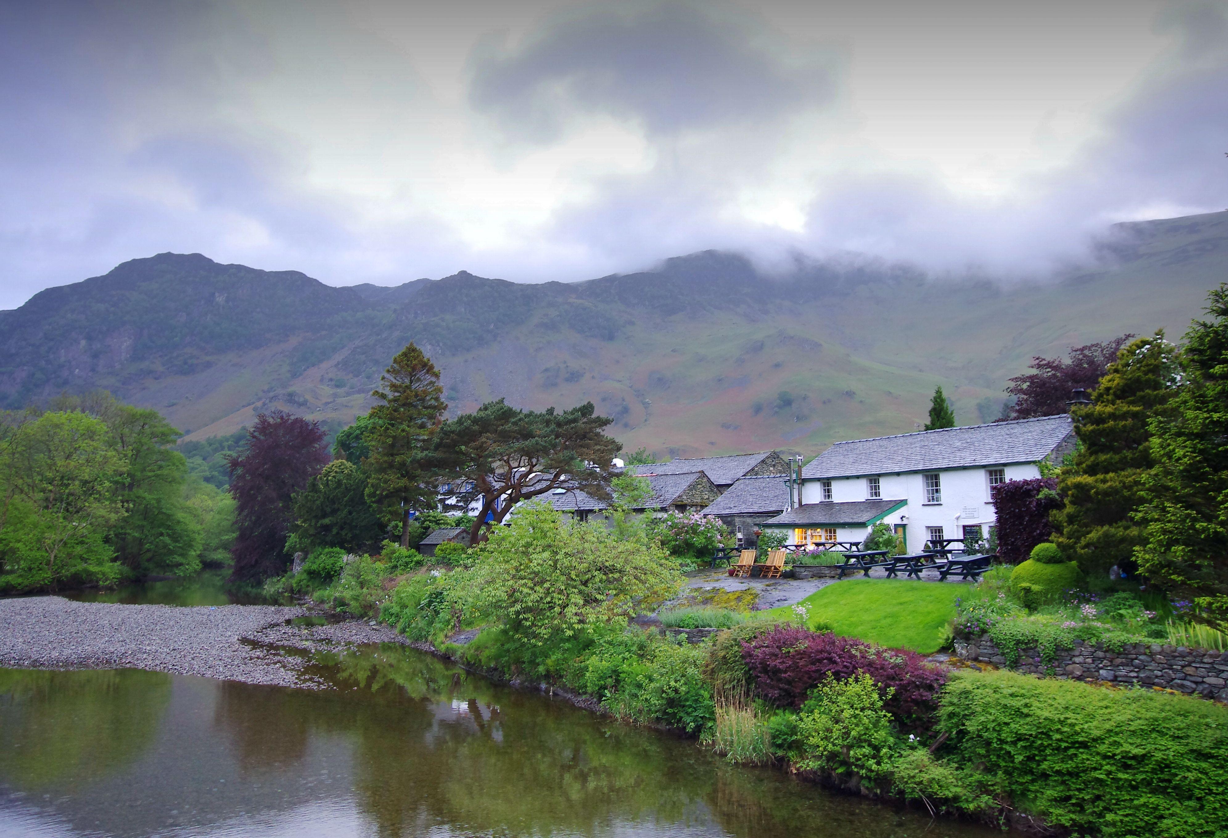 Grange In Borrowdale Lake District England Photo H Travis Lake District Beautiful Places Landscape Photography