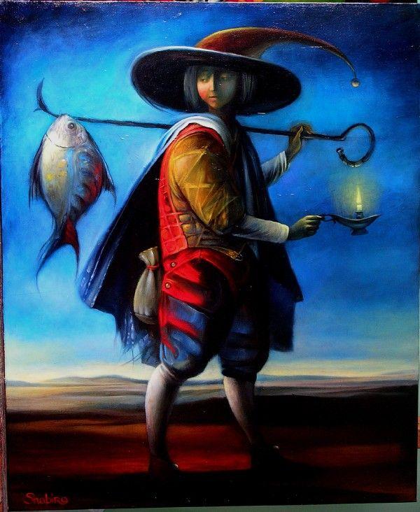 Boris Shapiro - The Fisherman