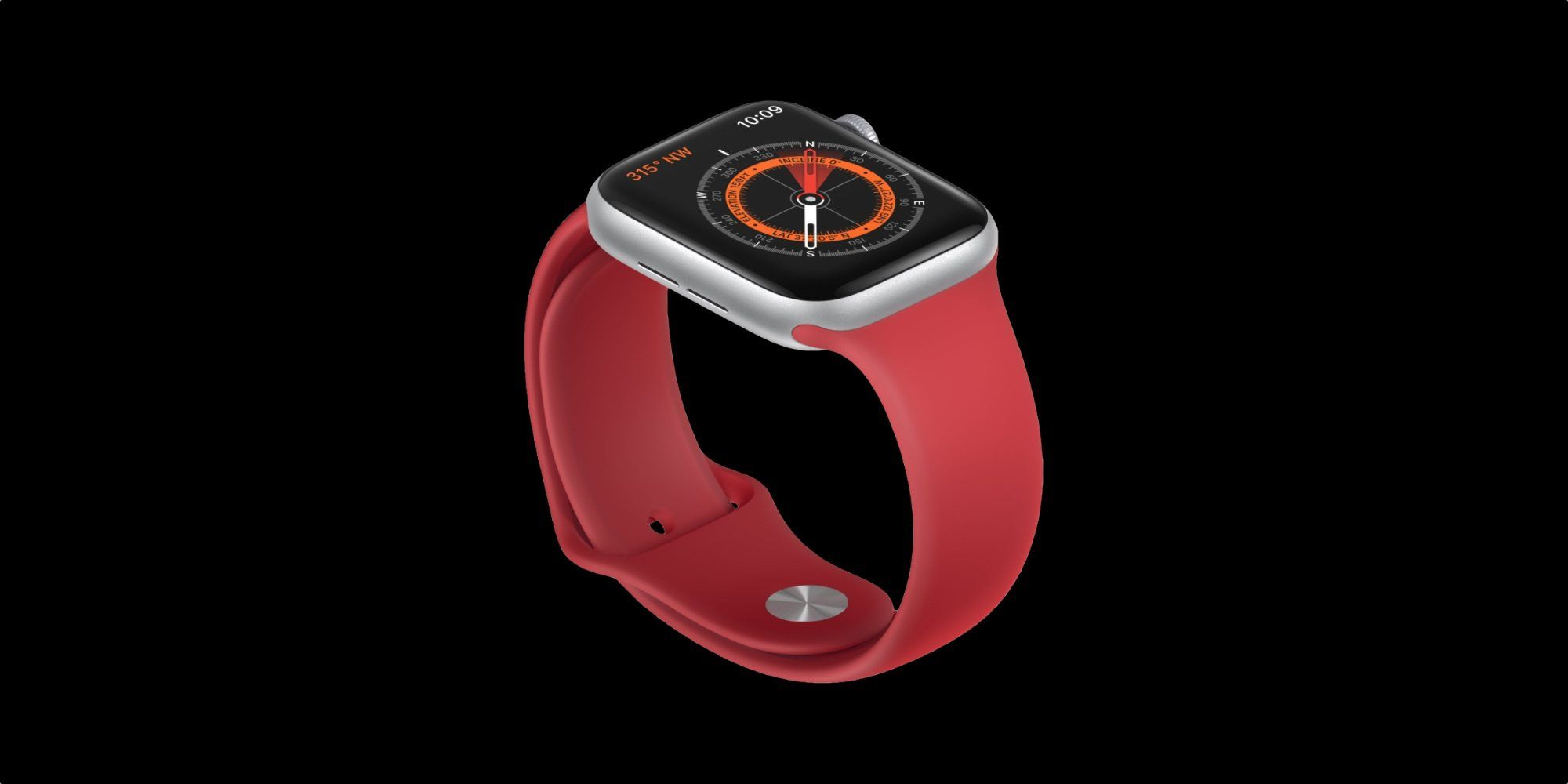 Apple Watch Series 5 bands may cause compass interference