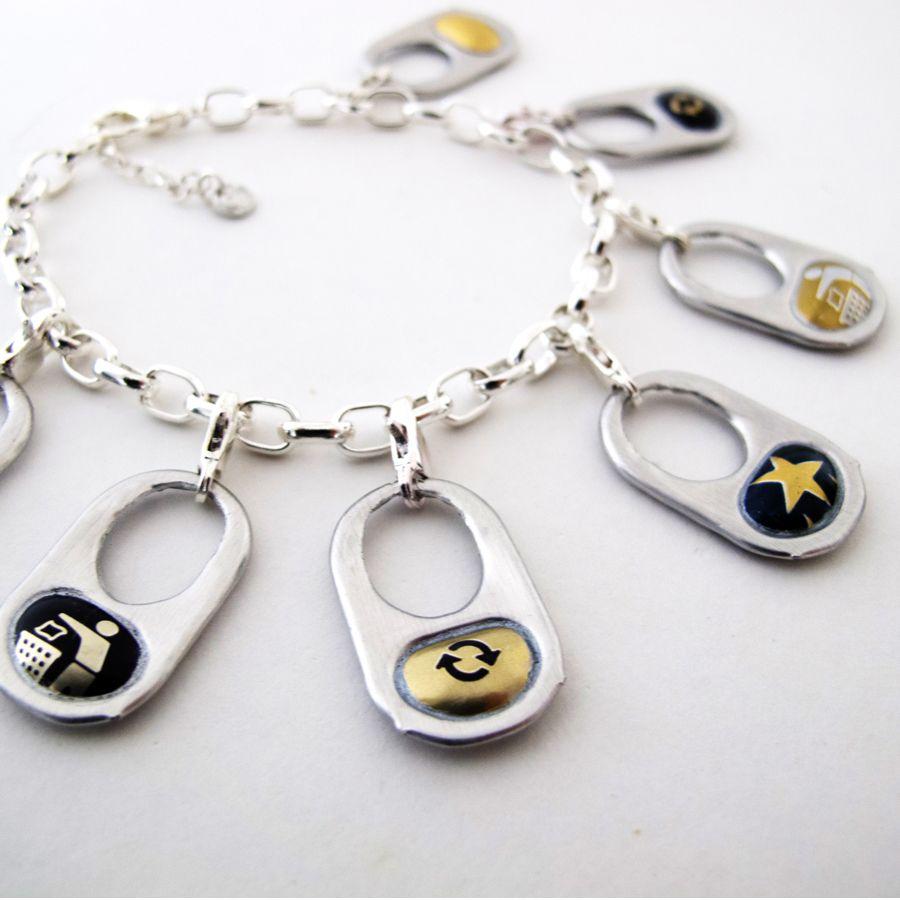 Armband av Sabina Krimle. (Foto Sabina Krimle)