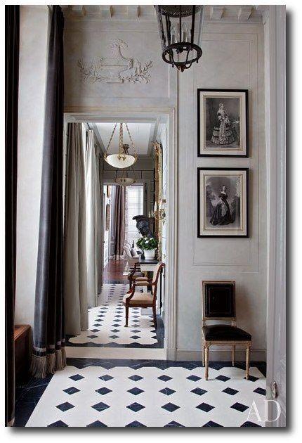French Interiors decorator jean-louis deniot- french interiors, french furniture