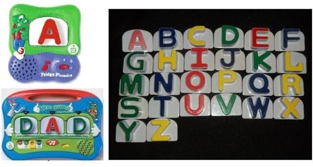 Replacement Alphabet Blocks for Leapfrog Word Whammer or ...