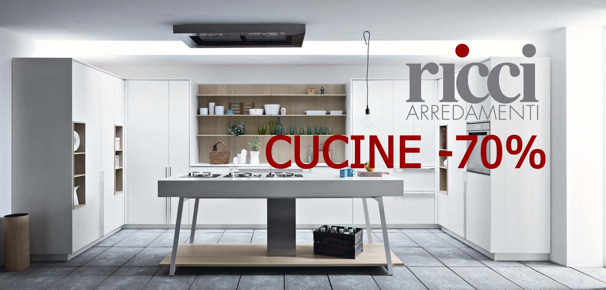 Dal 4 ottobre al 4 dicembre le cucine del nostro showroom for Sconti arredamento