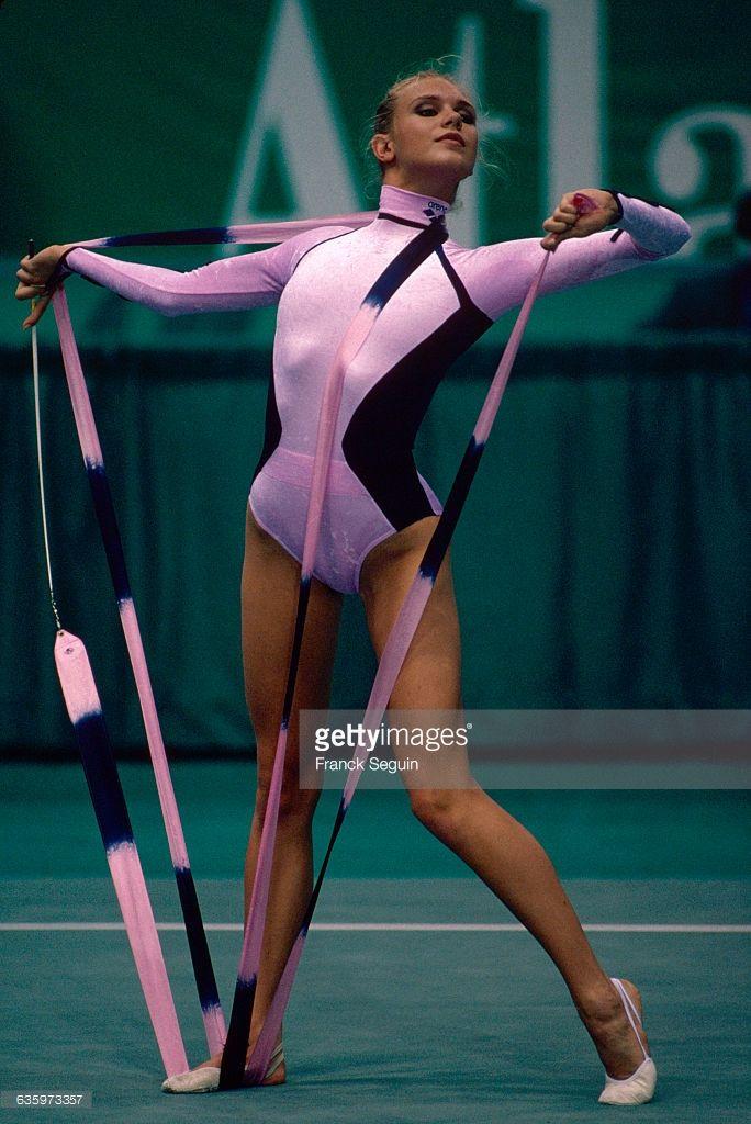 magdalena brzeska germany olympic games atlanta 1996 rhythmic gymnastics ribbon pinterest. Black Bedroom Furniture Sets. Home Design Ideas
