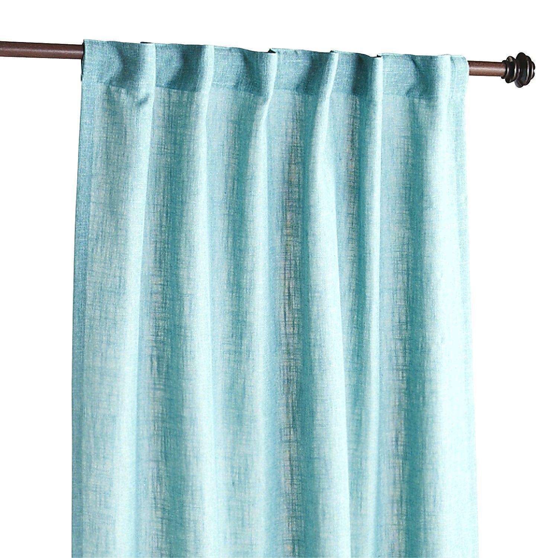 Marbella Aqua 108 Curtain Aqua Curtains Turquoise Curtains Curtains