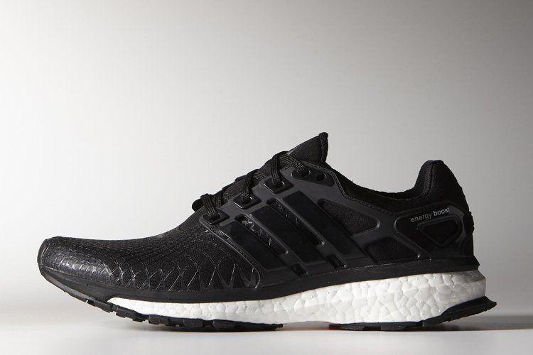 adidas energy boost mens black
