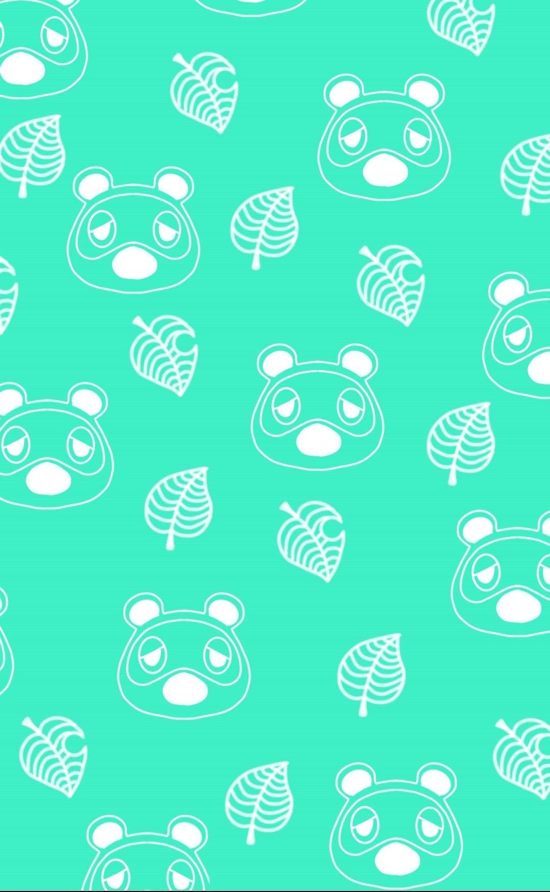 Animal Crossing New Horizons Tom Nook Wallpaper Animal Crossing Green Animals Wallpaper