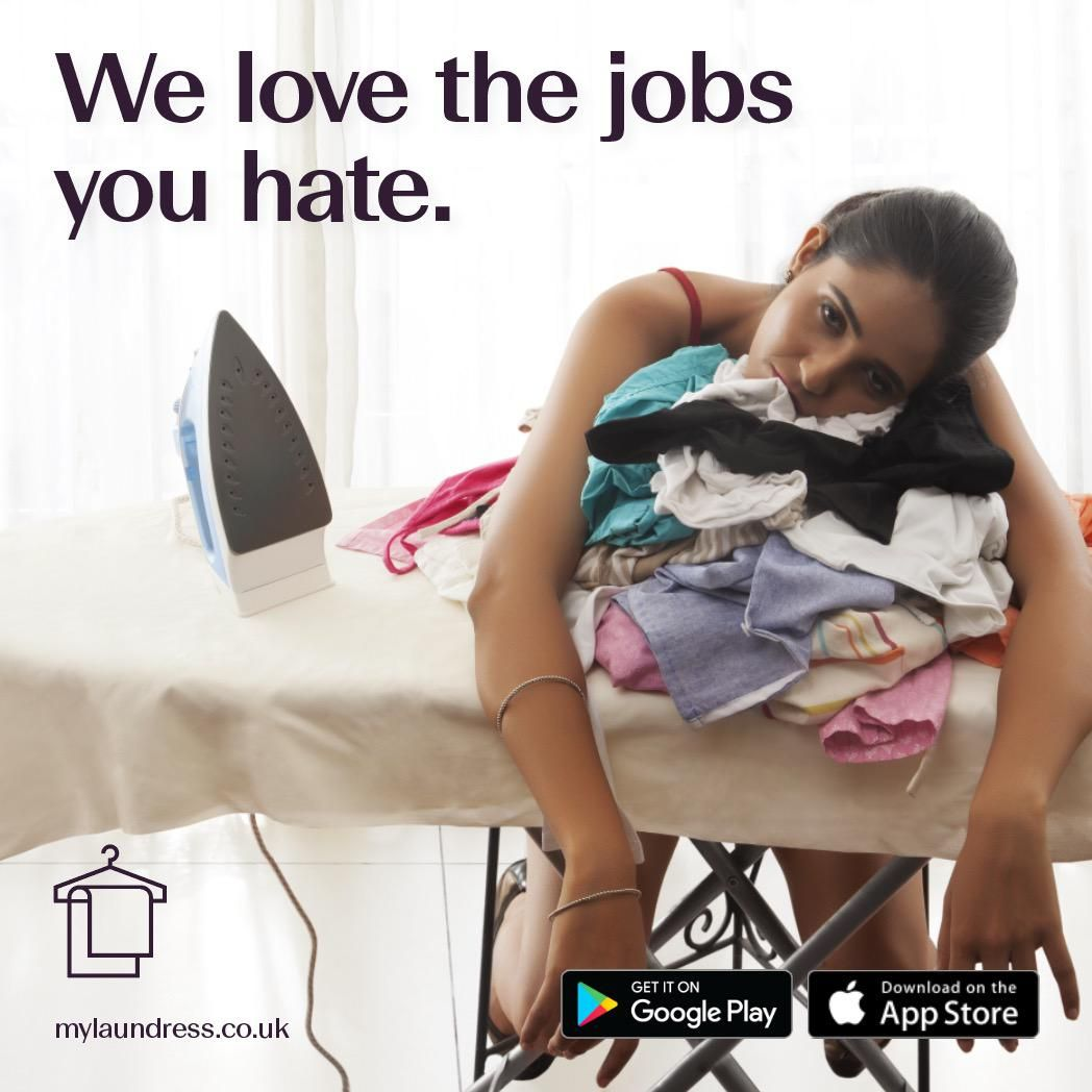 We Love it   Dry cleaning services, Laundry dry cleaning ...