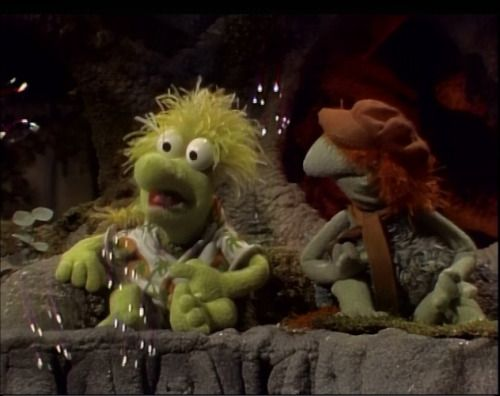 Wembley And Boober The Muppet Show Jim Henson Muppets