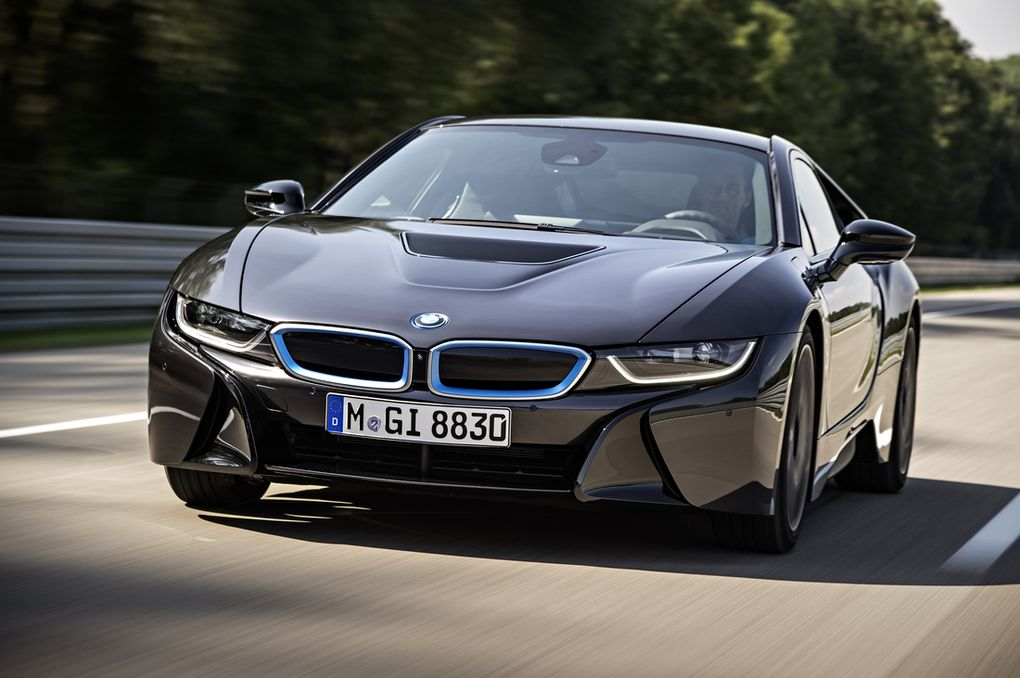 Perfect BMW I8: The Production Model