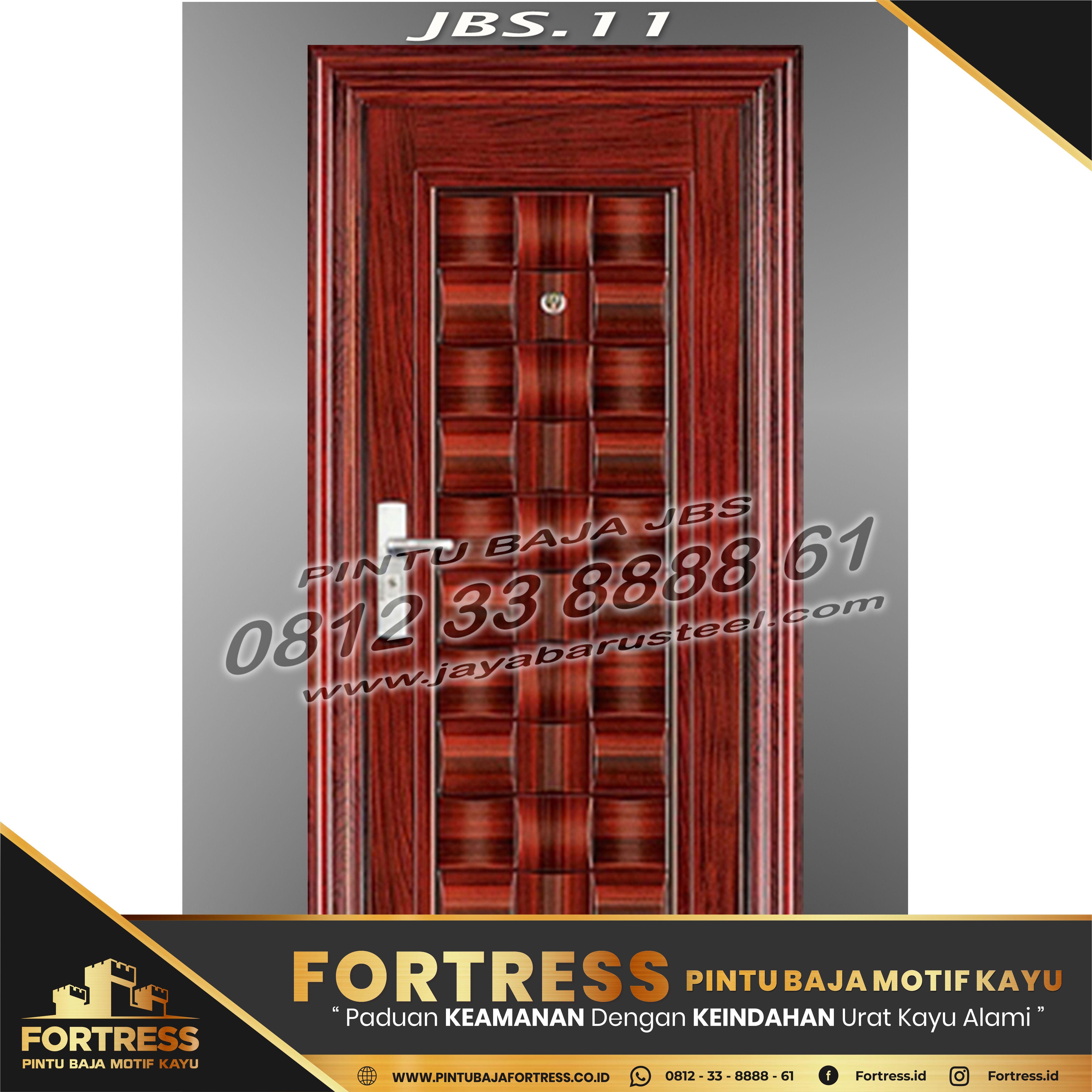 0812-91-6261-07 (FORTRESS) Banjar Masin Steel Door Sills, K …