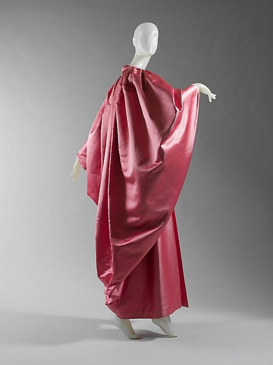 Evening wrap, House of Balenciaga  (French, founded 1937), 1951, French