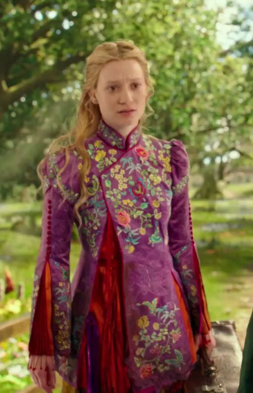 Alice Through The Looking Glass Alice Alice In Wonderland