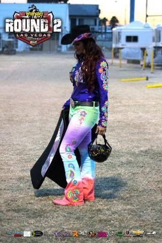 """Outfit Top: Handmade by Jessica Jeans: Lifesaver Jeans by Ranch Dress'n Boots: Tanner Mark Hat: Glam&Grit Makeup: WARPAINT Helmet: Troxel """"Rave Splatter"""" ..."""