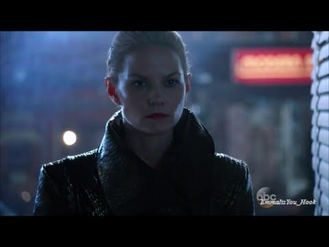 5x01 | DARK SWAN RISES! [ending scene] {Once Upon a Time} - YouTube