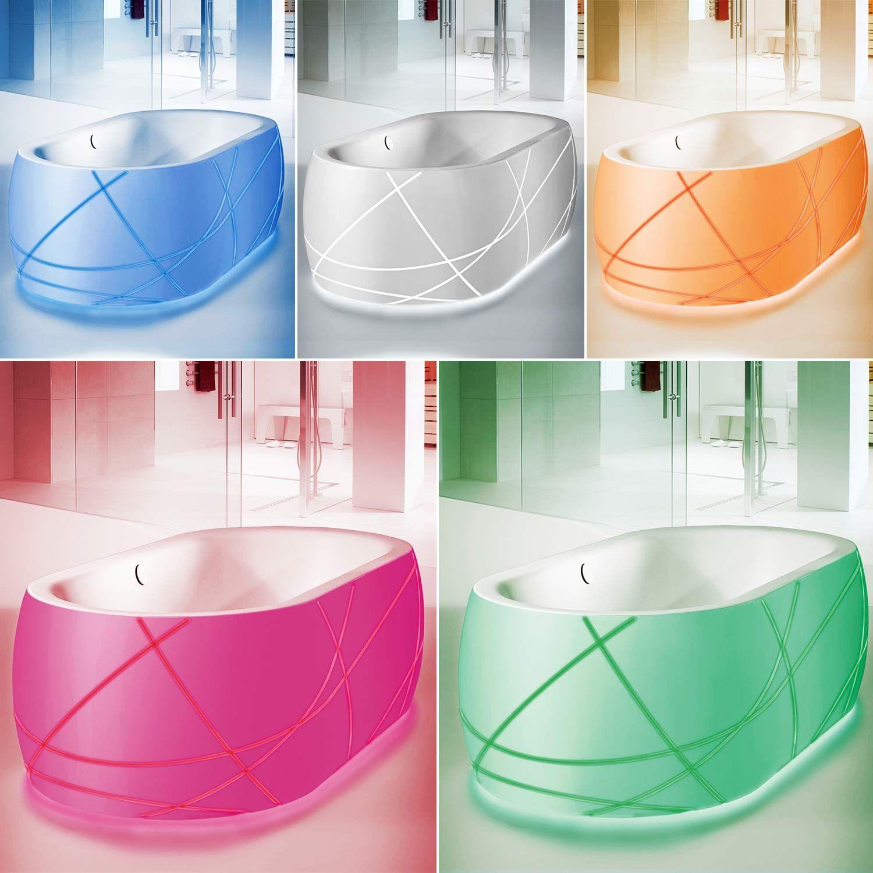 Bei Badewanne Licht Design Vereint Losungen Von Mauersberger Badewanne Ovale Badewanne Wanne