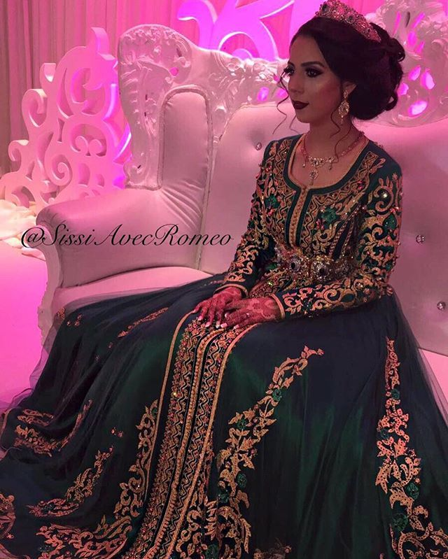 Pin de wafaa en ✒caftan world✒ | Pinterest | Boda