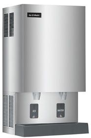 The Ice O Matic Gemd540 Countertop Ice Machine Ice Dispenser