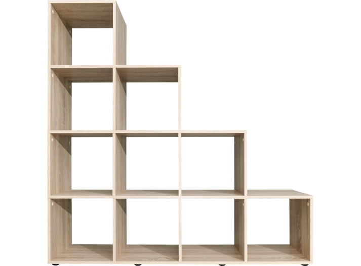Etagere Escalier 10 Cases Chene Fly Ikea Pinterest