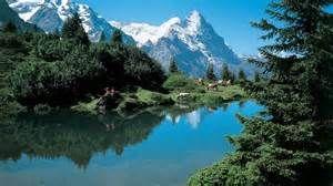 Grosse Scheidegg Switzerland