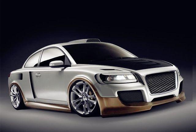 Automotivepedia Modification Volvo C30 T5 R Design