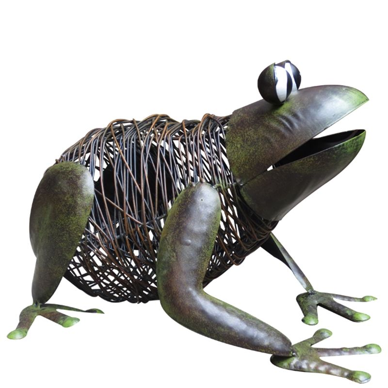 Find Tuscan Path Frog Metal Garden Statue At Bunnings Warehouse. Visit Your  Local Store For