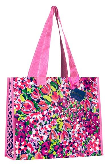 3e1bd3312de900 Lilly+Pulitzer®+Market+Bag+available+at+#Nordstrom   Bags   Bags ...