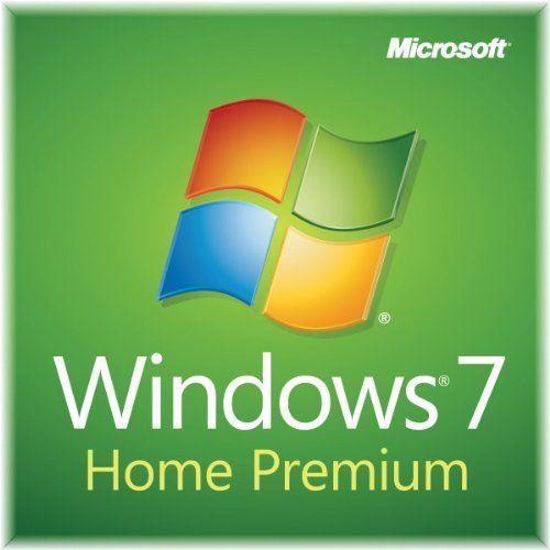 Windows 7 Home Premium Sp1 32bit System Builder Dvd 3 Pack