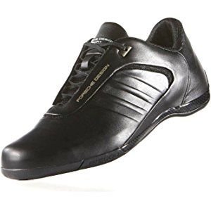 adidas Porsche Design Men\u0027s Athletic III Leather Black B34158
